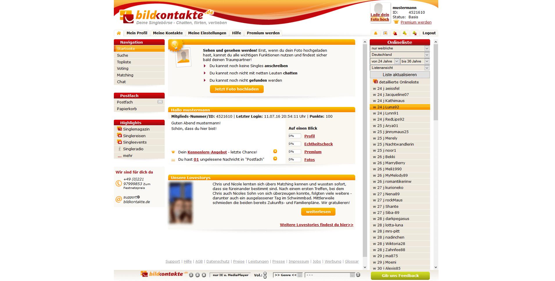 Der Online-Dating-Leitfaden