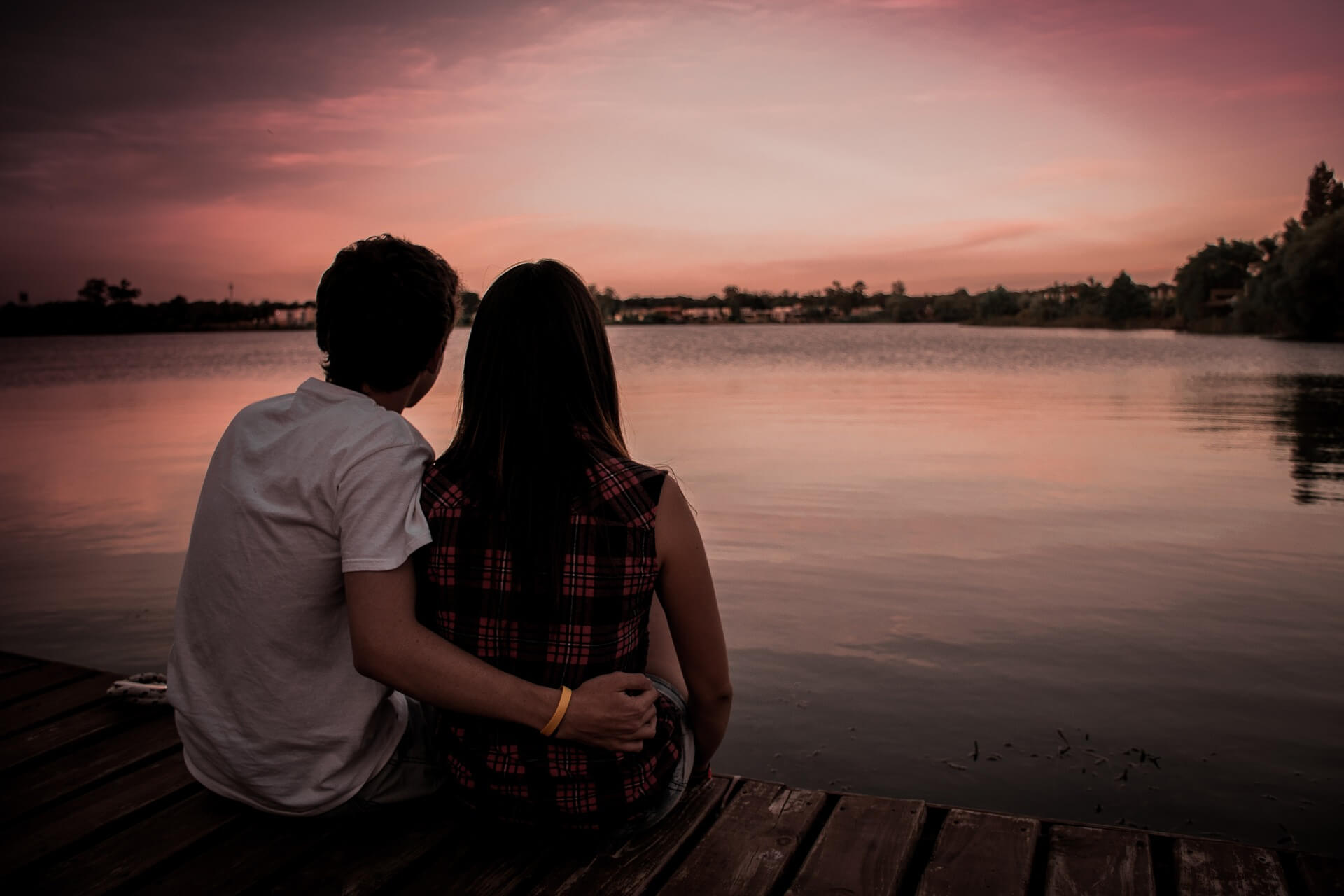 Verliebt heimlich anzeichen mann Heimlich verliebt?