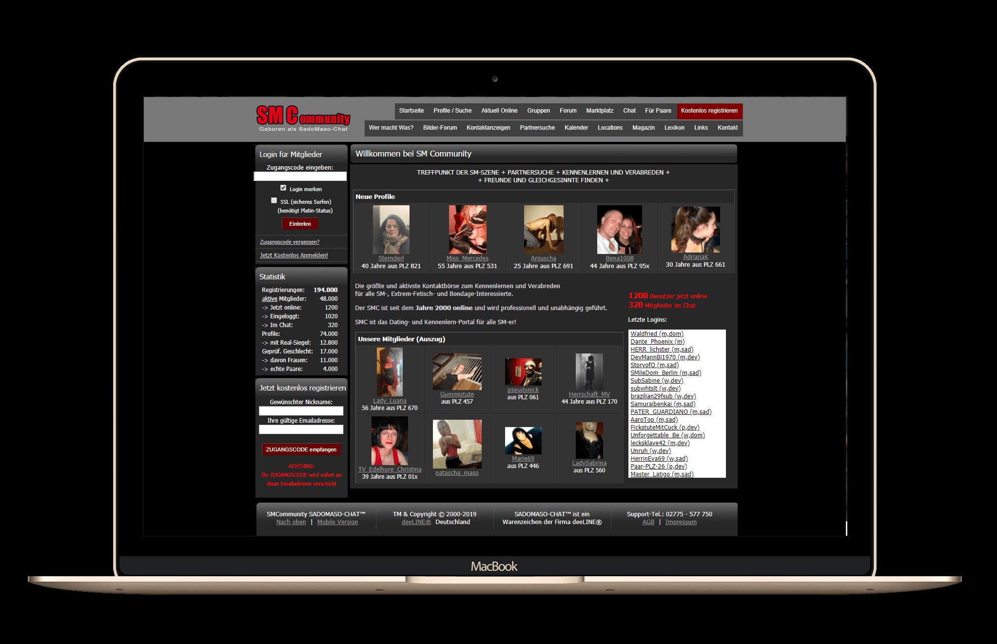 Websites wie der dating-chat