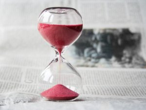 Der Mann sagt, er braucht Zeit: Was heißt das denn nun