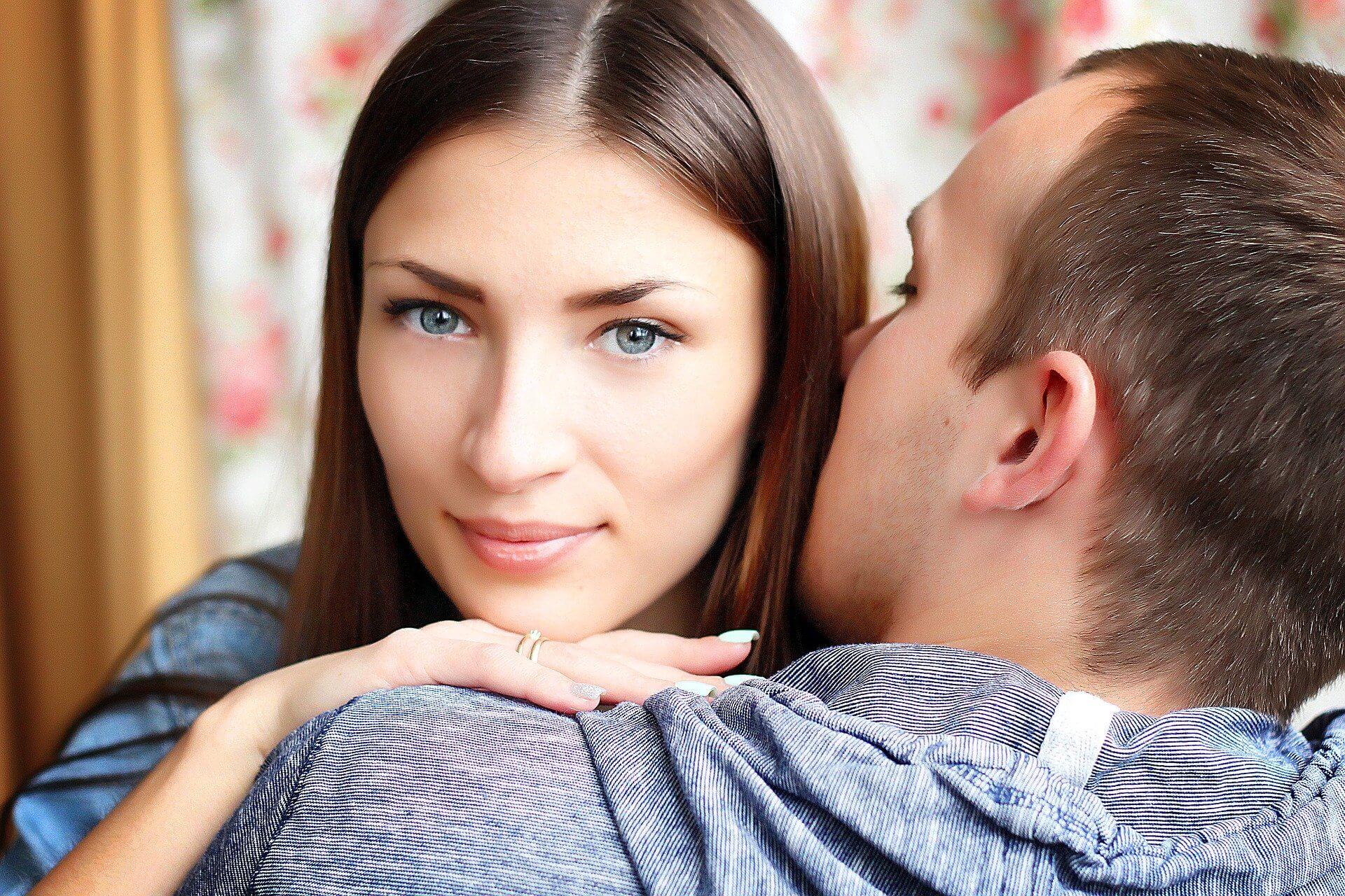 Flirten mit der eigenen frau